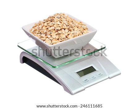 food weighing machine
