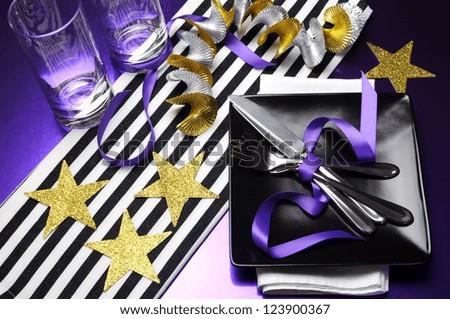 black and purple table decorations remarkable regency purple