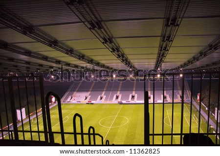 Football Stadium - stock photo