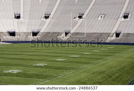 Football Stadium - stock photo