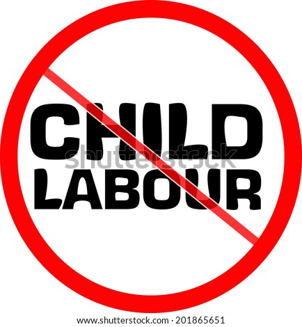 Image result for child labor signs