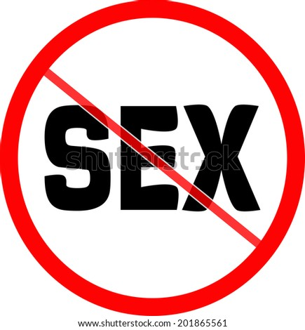no sex sign pictures in Mesa