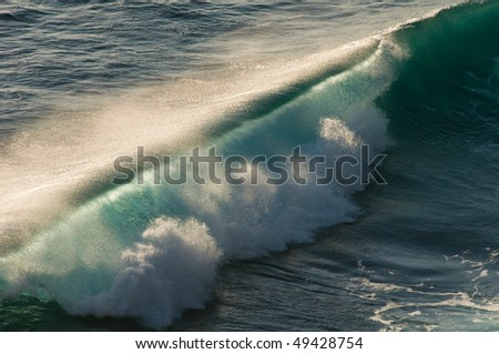 force of nature - stock photo