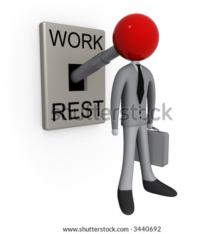 Forced To Work - stock photo