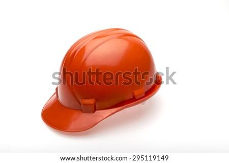 Foreman helmet - stock photo