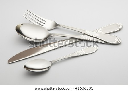 fork - stock photo