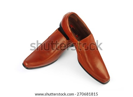 Formal Shoes - stock photo