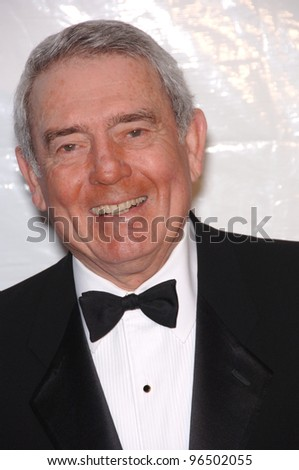 Former news anchor DAN RATHER at the 2006 Writers Guild Awards at the Hollywood Palladium February 4, 2006  Los Angeles, CA  2006 Paul Smith / Featureflash