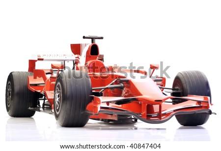 formula 1 sport car-2 - stock photo