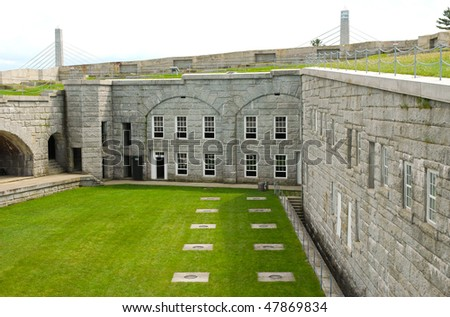 Fort Knox interior
