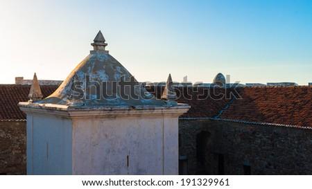 Fort Reis Magos in Natal, Brazil - stock photo