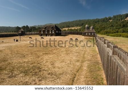 Francisco Russian Settlement 71