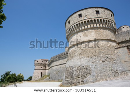 Fortress of San Leo - Italy