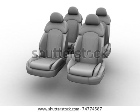 Four car seats