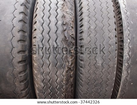 how to tell if a tire is worn