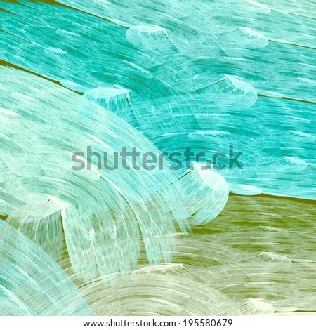 Fractal abstract  - stock photo