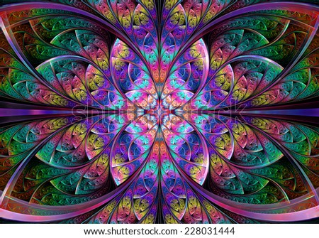 Fractal Geometry abstract