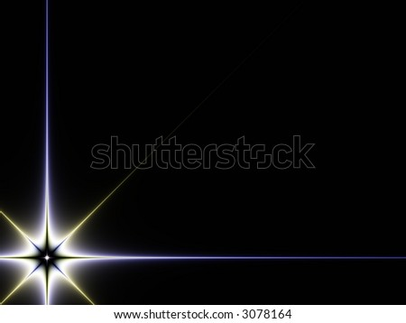 Fractal image of an abstract background with copy space.