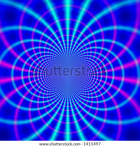 fractal magnetic field lines