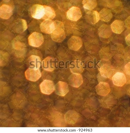 Fractured Light - stock photo