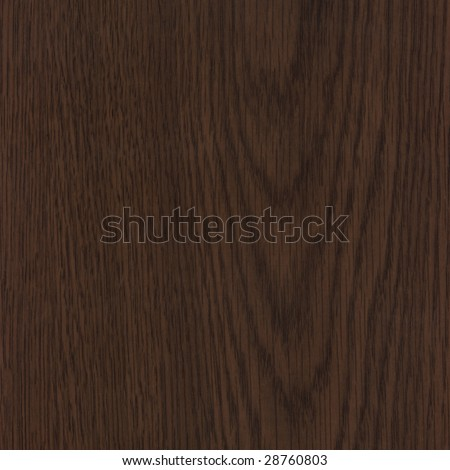 Fragment dark wood - stock photo