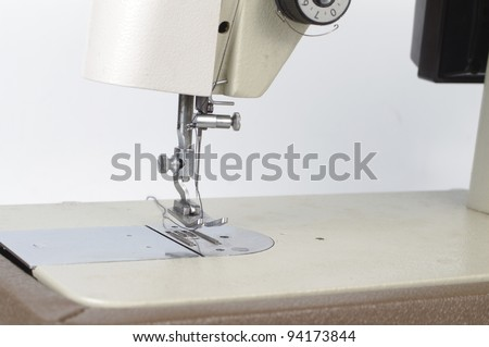fragment machine to sewing