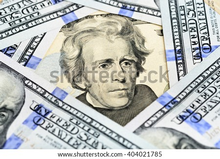 president jackson on the twenty dollar bill Photo credit: women on 20s on wednesday, april 20, treasury secretary jacob j lew announced that harriet tubman will replace andrew jackson, the seventh president of the united states, on the $20 bill.