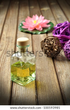 fragrances - stock photo