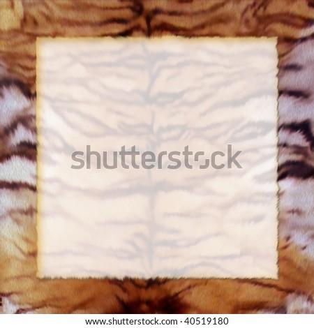 frame in strip - stock photo