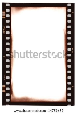 frame photo - stock photo