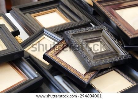 Frames - stock photo