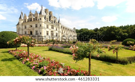 France - Chenonceau