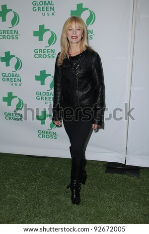 Frances Fisher at Global Green USA's 8th Annual Pre-Oscar Party, Avalon, Hollywood, CA. 02-23-11