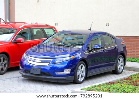 New Chevrolet Volt Marion >> Chevy Volt Stock Images, Royalty-Free Images & Vectors   Shutterstock