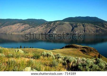 Fraser Valley - stock photo