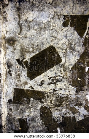 freak vintage surface / abstract dirty grunge background /