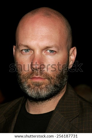 """Fred Durst attends the Los Angeles Premiere of """"Zodiac"""" held at the Paramount Pictures Studios in Hollywood, California on March 1, 2007. - stock photo"""