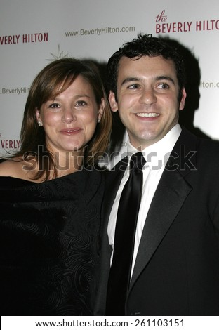 Fred Savage at the 55th Annual Ace Eddie Awards held at the Beverly Hilton Hotel in Beverly Hills, California United States on February 20, 2005. - stock photo