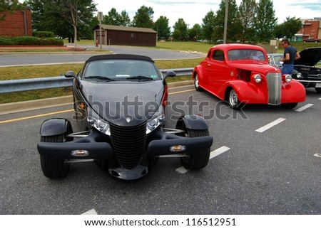 Plymouth prowler stock images royalty free images for Motor vehicle administration md