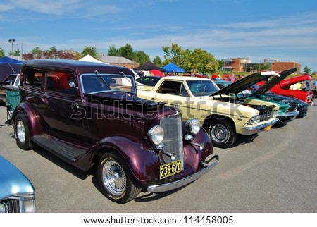 1936 Old Ford Stock Photos Images Pictures Shutterstock