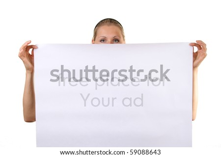 free place for your ad