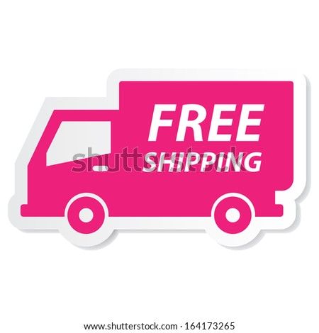 Free Jpg Pictures free shipping icon jpg