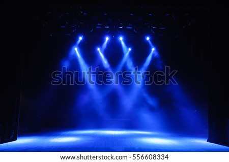 free stage lights lighting devicesの写真素材 ロイヤリティフリー