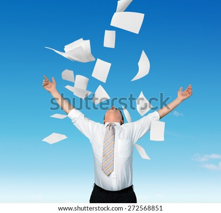Freedom, Business, Document. - stock photo