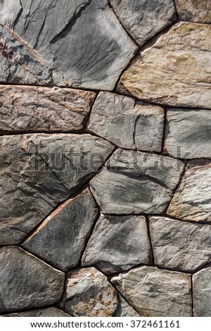 Freestone wall texture background image
