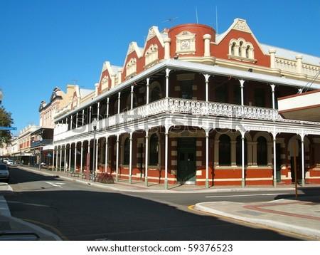 Fremantle, Australia - stock photo
