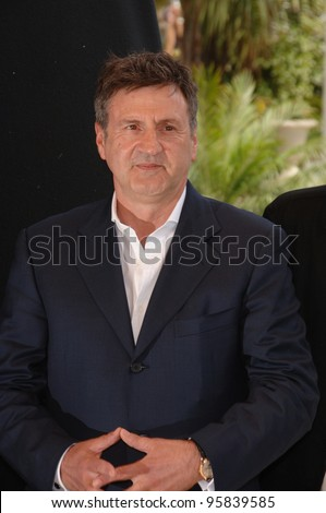 "French actor DANIEL AUTEUIL at photocall for ""Le Deuxieme Souffle"" at the 59th Annual International Film Festival de Cannes. May 17, 2006  Cannes, France.  2006 Paul Smith / Featureflash - stock photo"