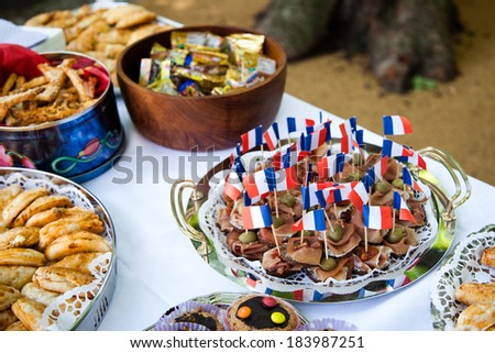 French appetizer