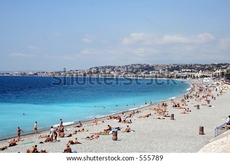 French beach