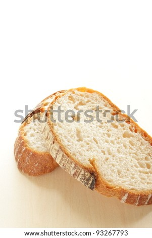 French brown bread